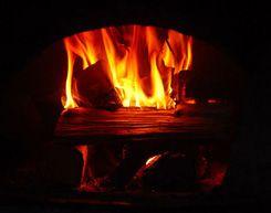 отопление дома углем