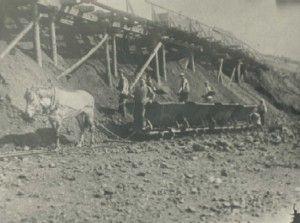 история добычи каменного угля