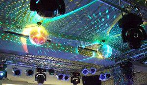 световое и звуковое оборудование