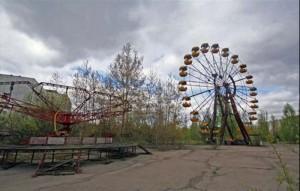 Тур в Припять и Чернобыль