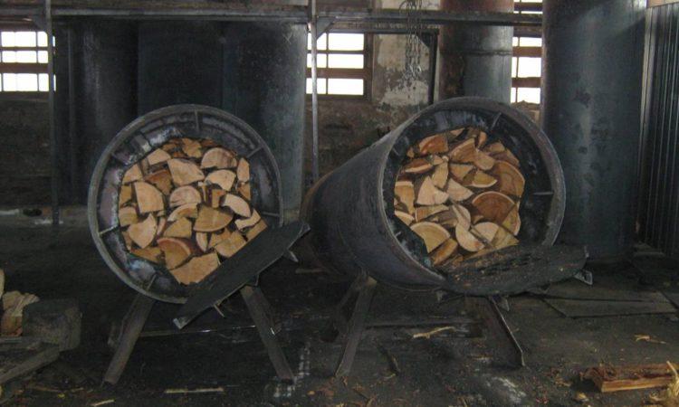 бизнес по производству древесного угля