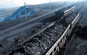 экспорт каменного угля